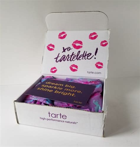 Tarte Tarteist Lip Kit 2pc No Box tarte create your own box review may 2017 my subscription addiction