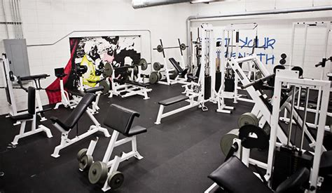 Gym Pictures by Gym Of The Month The Hub Gym