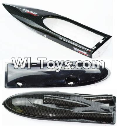 Rc Boat Part Feilun Ft009 Inner Cover feilun ft011 boat parts 01 bottom boat shell cover