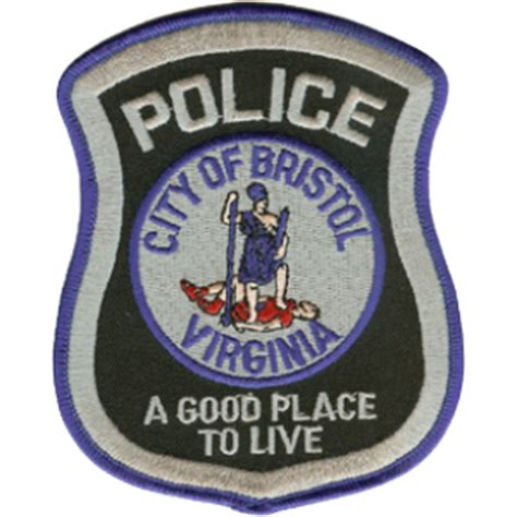 Bristol Va Arrest Records Policeman William F Cbell Bristol Department Virginia