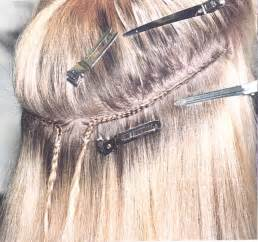Extension In Hair by Sew In Extensions