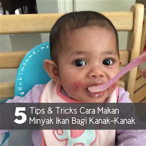 Minyak Makan 5 tips mudah cara makan minyak ikan omegaguard bagi kanak
