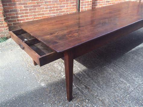 antique large dining table large antique dining table antique farmhouse