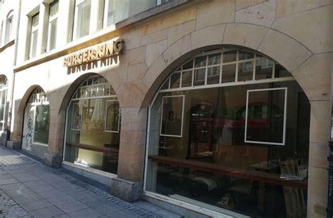 schnellrestaurant in s mitte r 228 tselraten um burger king