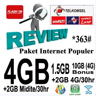 Paket Telkomsel 5gb Nasional review paket hemat telkomsel