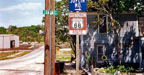 Detox Places In Joplin Mo by Sign For Route 66 Joplin Mo We Were There
