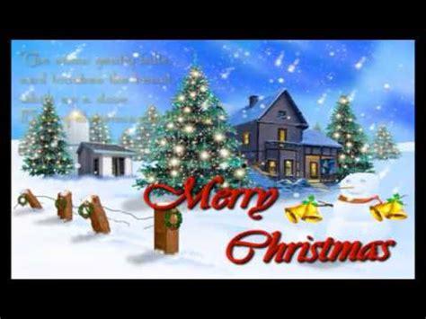 animated christmas cards youtube