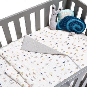 robot march fitted crib sheet by auggie blankets