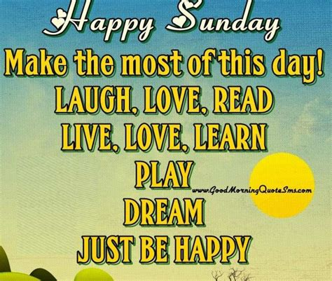 sunday morning quotes happy sunday quotes images and meme quotes
