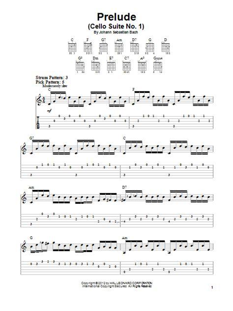 radiohead no surprises testo prelude cello suite no 1 sheet by j s bach easy