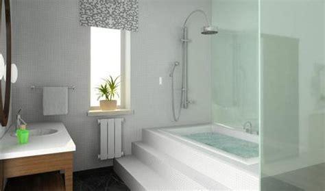 Modern Bath Shower Combo Sleek Modern Shower Tub Combo Fav Home Pinterest