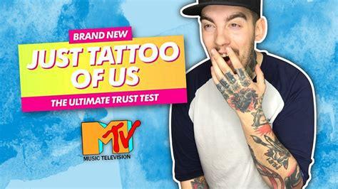 tattoo of us youtube godwell ink just tattoo of us mtv youtube