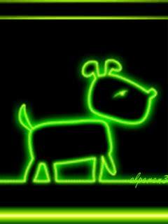 imagenes con movimiento neon animaciones con luces de ne 243 n