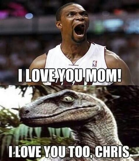 Chris Bosh Chagne Meme - funny chris bosh meme funniness pinterest chris bosh