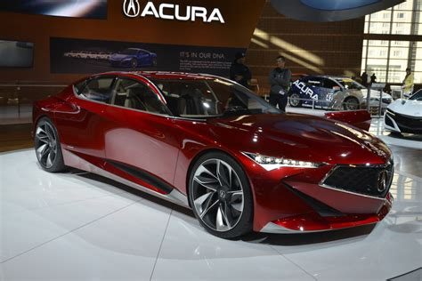acura hoping to improves poor sales with new design