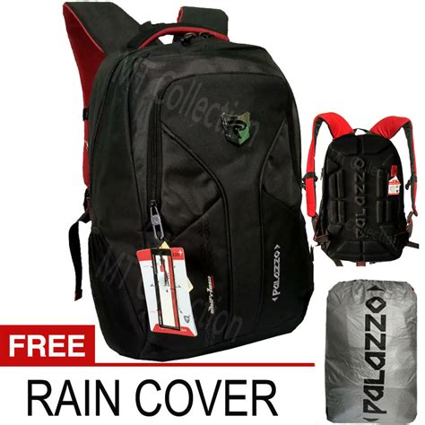 Tas Daypack Ransel Laptop 15 Plus Cover Palazzo 300129 N Murah m t collection jakarta pusat elevenia