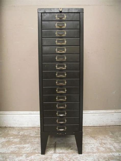 vintage index card cabinet aph42 vintage index card cabinet