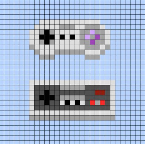 nintendo perler bead patterns pixel shop news
