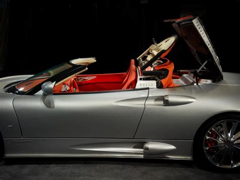 spyker convertible 2010 spyker c8 aileron spyder pictures news research