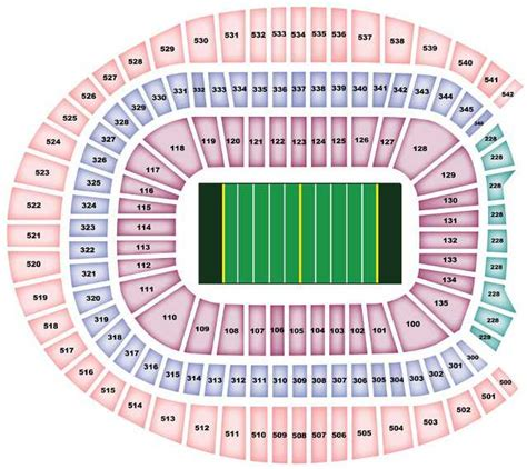 denver broncos stadium seating chart 3d sports authority field map my
