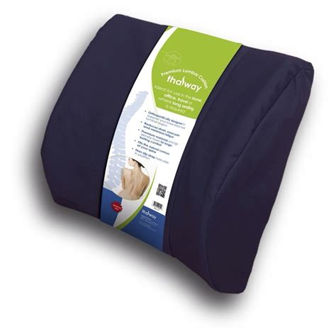 Best Pillow For Back by Lumbar Support Pillow Chairs Belt And Accessories