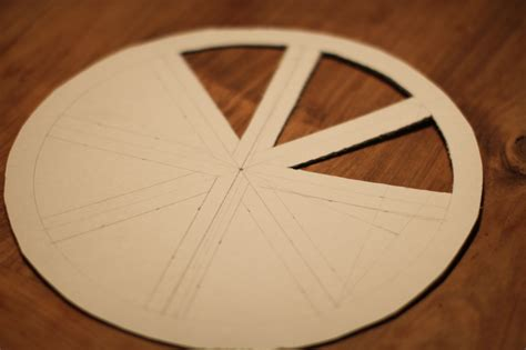 How To Make A Paper Ferris Wheel - paper ferris wheel
