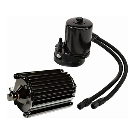 goole hier oil feuling oil filter cooler black downtown american