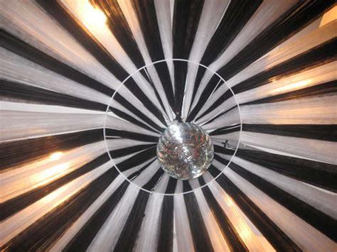Black And White Ceiling black and white ceiling swag rick herns productions