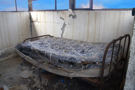 30 rotting mattress and bedstead cyprusscene