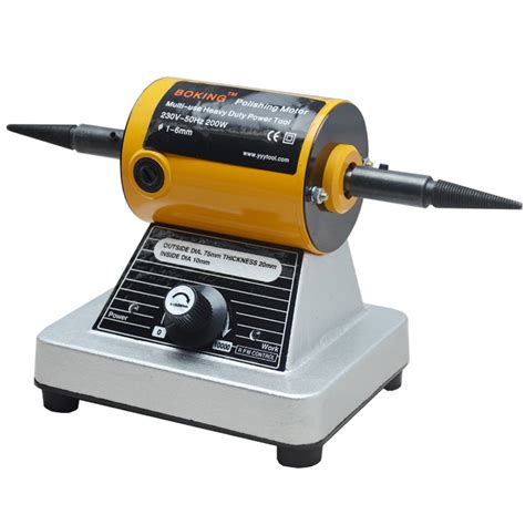 buffing wheel bench grinder 20 27day delivery mini polishing machine for jewelry