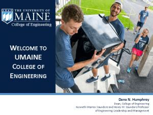 Mba With Mechanical Engineering Umaine by Prospective Students College Of Engineering