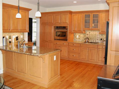 Floor Cabinets For Kitchen Kitchen Floor Ideas With Oak Cabinets House Furniture