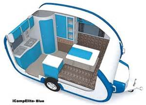 small travel trailers ultralight ic elite small