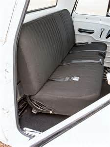Chevrolet Truck Seats 1961 Chevrolet Truck Seats Photo 4