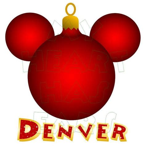 printable mickey mouse ornaments printable diy christmas ornament mickey mouse personalized