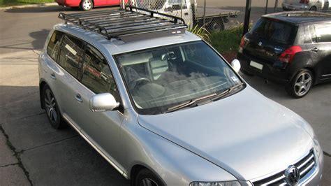 Vw Roof Racks by Volkswagen Touareg Roof Racks