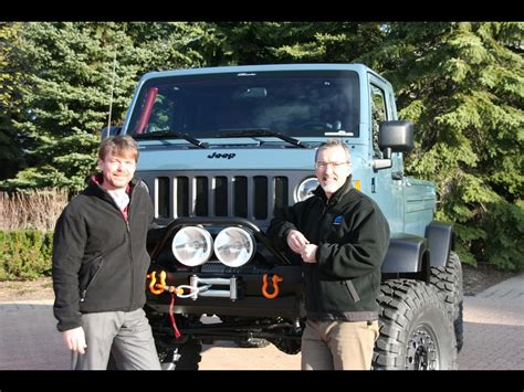 Mike Manley Jeep 2012 Jeep Moab Easter Safari Concepts Mike Manley And