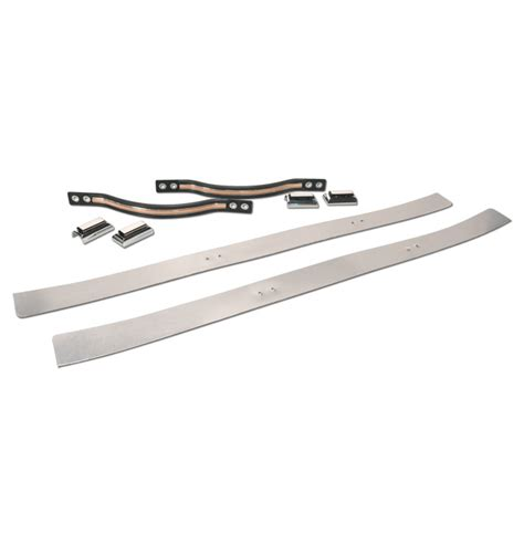 Exterior Door Trim Kit Door Trim Kit Front Aluminum Americanclassic