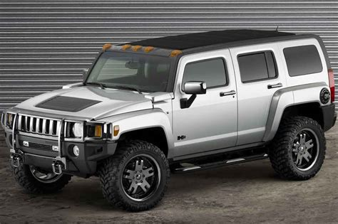 hummer h3 hummer h3 fiche technique suv 2006
