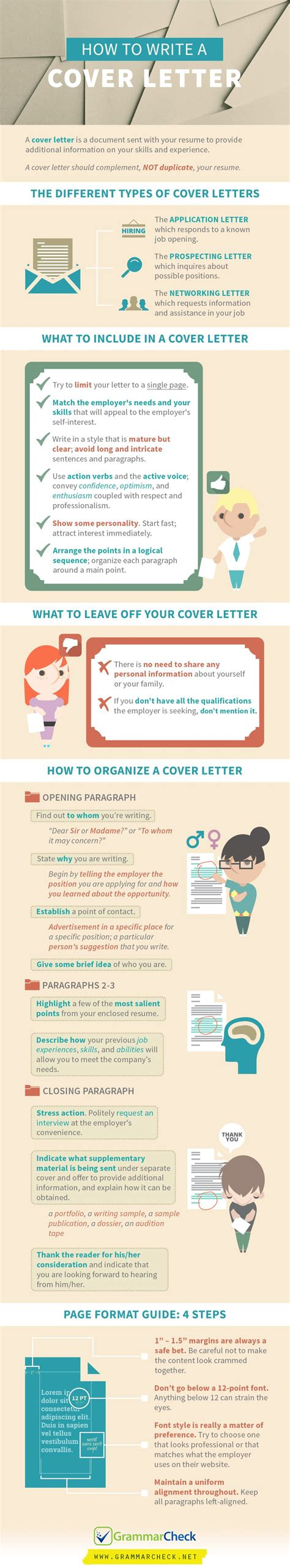 how to write a cover letter step by step how to write a cover letter step by step