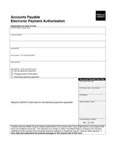 wells fargo accounts payable electronic payment