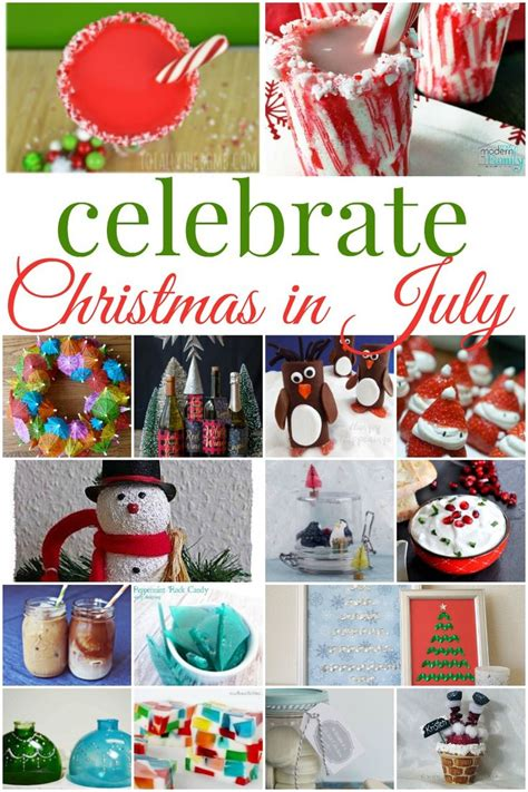 35 best christmas in july party ideas images on pinterest