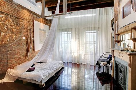 how to decorate a loft industrial bedroom ideas photos trendy inspirations