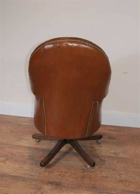 Leather Office Armchair by Leather Gainsborough Office Arm Chair Armchair