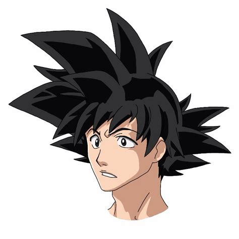 bleach hairstyles anime goku colored bleach style by delvallejoel on deviantart