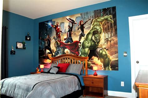 superhero bedrooms superhero bedroom boys rooms pinterest