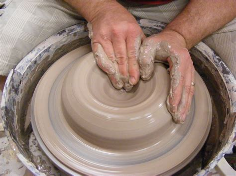 throwing a pot advanced ceramics wmcat