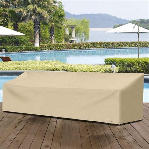 110 Inch Sofa by Sunpatio 110 Inch Sofa Cover Sunpatio