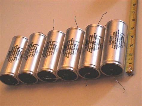 diy rolled capacitor diy capacitor aluminum foil 28 images 0 1uf 630v audio note tin foil audio asylum thread