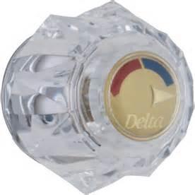 shop delta brass bathtub shower handle at lowes